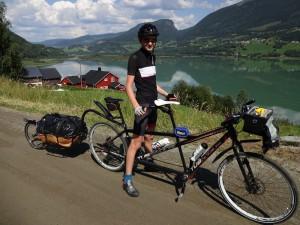 Another sunny day on the bike. Noch ein Sonnentag auf dem Rad.